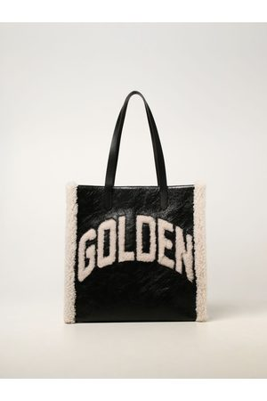 Golden Goose Women Shopper & Tote Bags - California NorthSouth leather bag