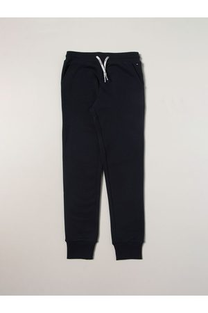 Tommy Hilfiger Trousers Kids colour Navy