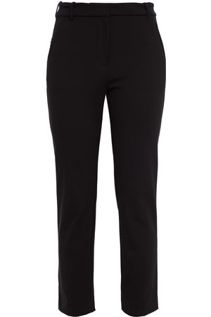 3.1 Phillip Lim Women Trousers - Woman Belted Woven Tapered Pants Size 10