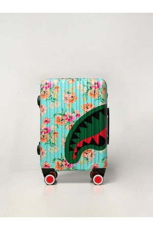 Sprayground Men Suitcases - Trolley The sanctuary carryon luggage