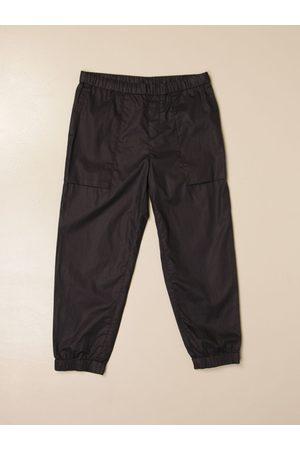 Emporio Armani Boys Trousers - Jogging trousers in technical fabric