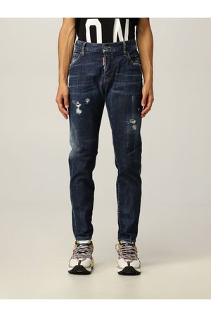 Dsquared2 Cool Girl jeans in washed denim