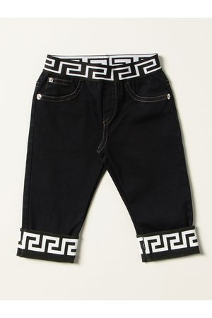 VERSACE Versace Young jeans with greek