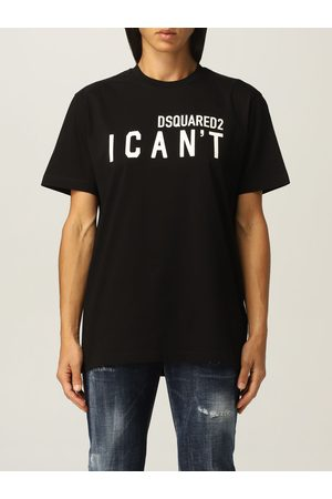 Dsquared2 Women Short Sleeve - Cotton Tshirt with logo