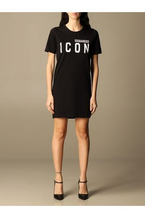Dsquared2 Tshirt dress with Icon logo