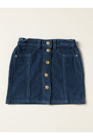 Molo Women Mini Skirts - Mini skirt in ribbed cotton
