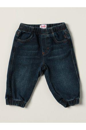 Il gufo Jeans - Jeans in washed denim