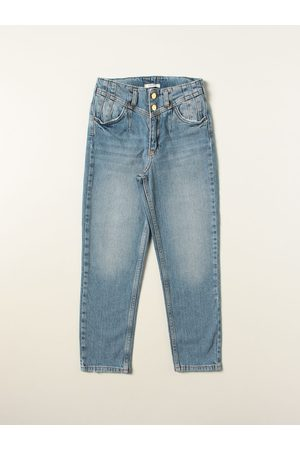 Liu Jo Washed jeans with bull pockets
