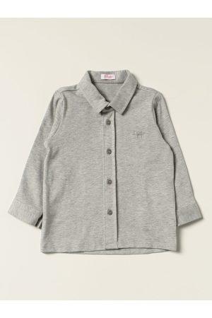 Il gufo Shirt Kids colour