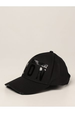 Dsquared2 Men Hats - Hat with Icon logo