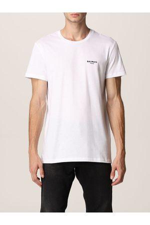 Balmain Cotton tshirt with logo