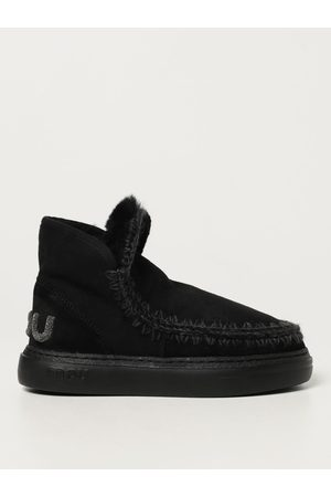 Mou Women Ankle Boots - Eskimo ankle boots in suede