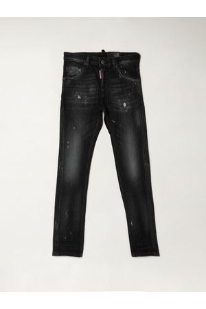 Dsquared2 Junior Boys Jeans - 5pocket jeans ripped