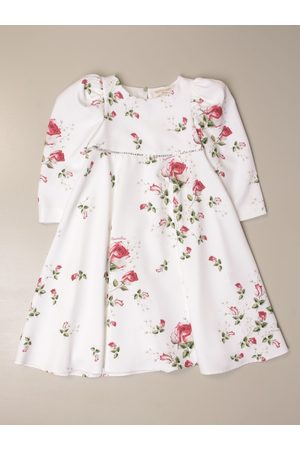 MONNALISA Dress Kids colour Cream
