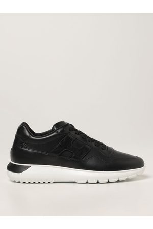 Hogan Interactive 3 trainers in leather