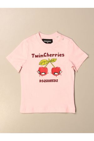 Dsquared2 Junior Tshirt in cotton with print
