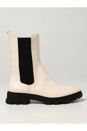 Michael Kors Ridley leather ankle boots