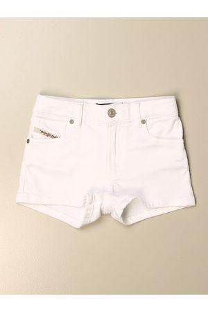 Diesel Girls Jeans - Jeans shorts in 5pocket denim