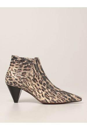 Tod's Women Ankle Boots - Flat Ankle Boots Women colour