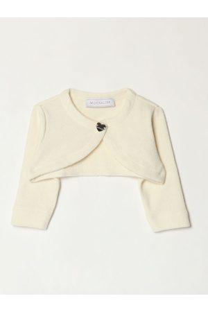 MONNALISA Cardigans - Short cotton shrug