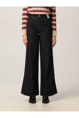 Pt, Women Jeans - Jeans Women colour Denim