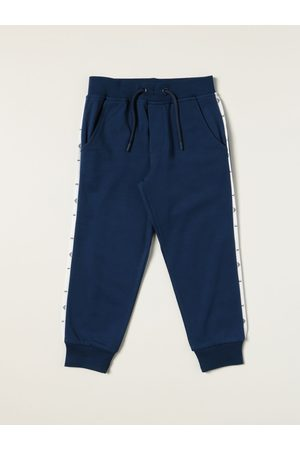 Emporio Armani Boys Trousers - Jogging trousers with bands
