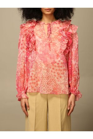 Twin-Set Twinset shirt with floral pattern