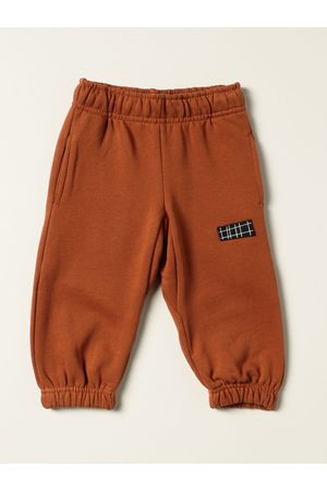 Molo Boys Trousers - Cotton trousers with logo