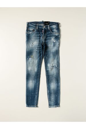 Dsquared2 Junior 5pocket jeans ripped
