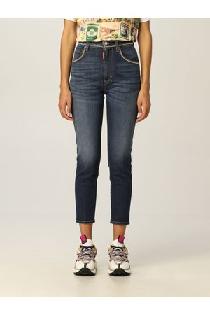 Dsquared2 Highwaisted skinny jeans