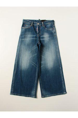 Dsquared2 Junior Trousers Kids colour Denim