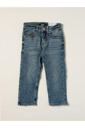 Molo Boys Jeans - Jeans in regular fit denim