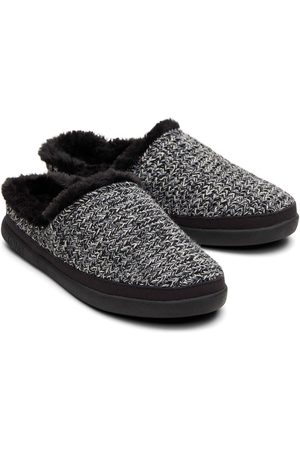 TOMS Cosy Sweater Mule Slippers
