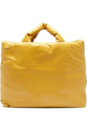 Kassl Editions Pillow Large Coated-canvas Tote Bag - Womens
