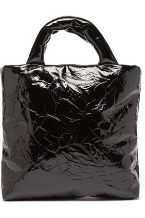 Kassl Editions Pillow Small Padded Coated-canvas Tote Bag - Womens