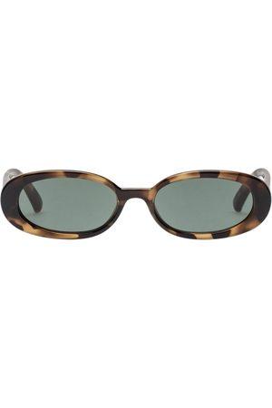 Le Specs Outta love Tort Sunglasses