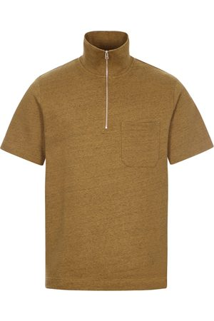 Norse projects Jorn Half Zip Polo - Duffle