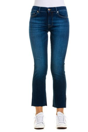 7 for all Mankind Jeans ANKLE BOOT JSABU580EP