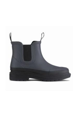 Ilse Jacobsen Women Boots - Dark Shadow Rubber Boots