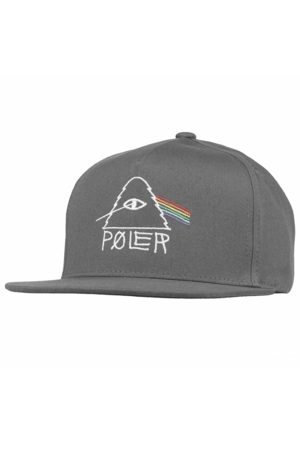 Poler PSYCHEDELIC HAT - CHARCOAL