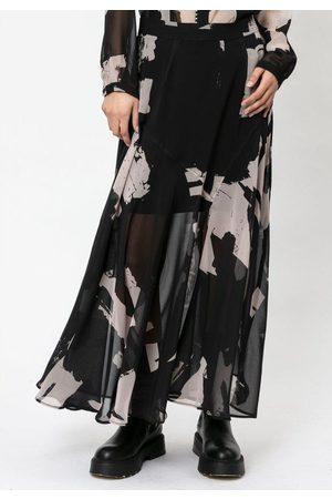 Religion Transformation Skirt - Facade Print