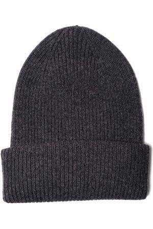 Colorful Standard Merino Wool Chunky Beanie Hat - Lava Colour: Lava