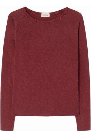 American Vintage Sonoma Long Sleeve T-Shirt - Muscat