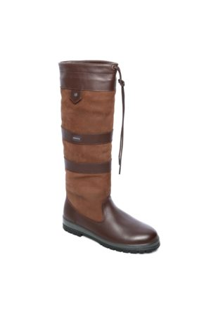 dubarry Galway Slimfit Ladies Leather Boots