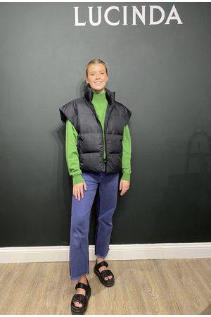 Essentiel Antwerp - Sleeveless Puffer Jacket
