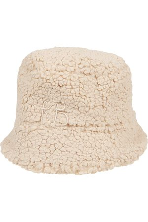 Ruslan Baginskiy WOMEN'S BCT036PWRBBEIGE BEIGE OTHER MATERIALS HAT