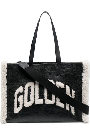 Golden Goose WOMEN'S GWA00120A00016990232 LEATHER TOTE