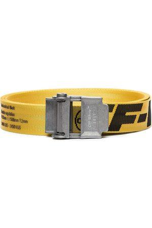 OFF-WHITE MEN'S OMRB012F19F420286010 FABRIC BELT