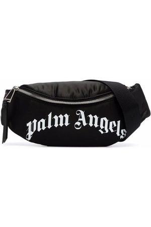 Palm Angels MEN'S PMNO004F21LEA0011072 COTTON BELT BAG