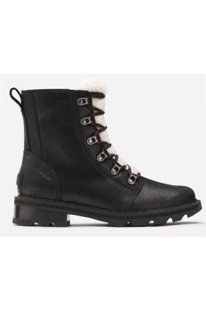 sorel Women Boots - LENNOX Lace Cozy Boots